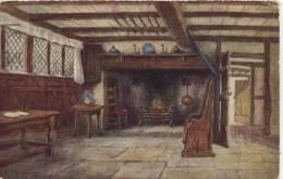 SALMON ART - QUATREMAIN 3489 - SHAKESPEARE´S BIRTHPLACE - THE BEST ROOM - Stratford Upon Avon