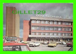 DANTZICK, POLOGNE - GDANSK, HOTEL HEVELIUS I DOM TECHNIKA - - Pologne
