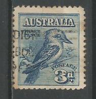 Kookaburra 3p Blue - Oblitérés