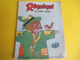Enfant /RIQUIQUI Les Belles Images /N° 90 /Imprimerie Crété/ Mars 1959    BD94 - Libros, Revistas, Cómics