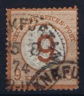 Deutsche Reich: Mi 30 Used/obl. - Deutschland