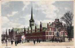 KOPENHAVN - Borsen, Gel.1929 - Dänemark