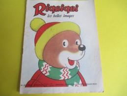 Enfant /RIQUIQUI Les Belles Images /N° 89 /Imprimerie Crété/ Février  1959    BD95 - Libros, Revistas, Cómics