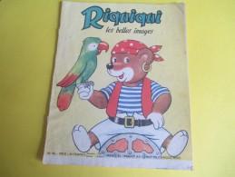 Enfant /RIQUIQUI Les Belles Images /N° 86 /Imprimerie Crété/ Novembre 1958     BD96 - Books, Magazines, Comics