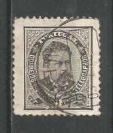 5r Noir Gris Yt 56 - 1862-1884 : D.Luiz I