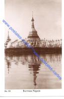 MYANMAR BIRMANIE  Burmese Pagoda - Myanmar (Burma)