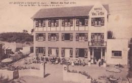 Carte 1930 ST BREVIN L´OCEAN / HOTEL DU VAL D'OR Vue Sur La Mer (villa) - Saint-Brevin-l'Océan