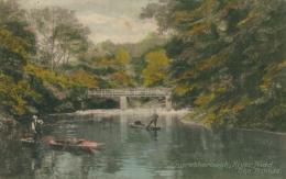 GB KNARESBOROUGH / River Nidd, The Rapids / CARTE COULEUR - Autres