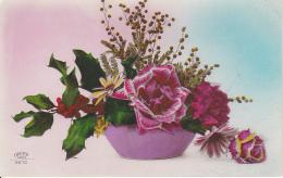 AK Blumenkorb - Ca. 1910 (22960) - Blumen