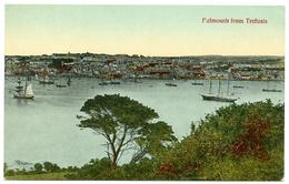 FALMOUTH FROM TREFUSIS - Falmouth
