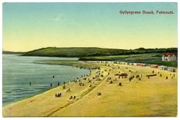 FALMOUTH : GYLLYNGVASE BEACH - Falmouth