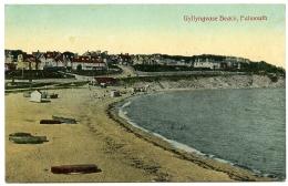 FALMOUTH : GYLLYNGVASE BEACH (2) - Falmouth