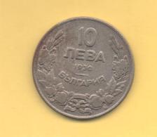 OFERTA - BULGARIA - 10 Leva 1930   KM40 - Bulgaria