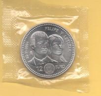 OFERTA - ESPAÑA 12 Euros 2004 Felipe Y Leticia  PLATA - España