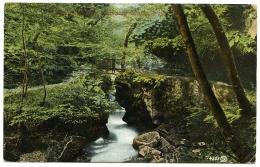PENRITH : ROBSON'S LEAP, NUNNERY WALKS / POSTMARK - PENRITH - Cumberland/ Westmorland
