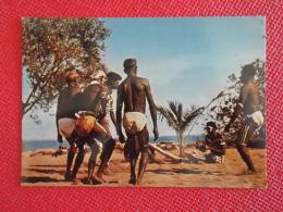 Tematica Australia Gli Aborigeni Costumi Trachten - Océanie