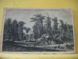 75 1546 - ANCIEN PARIS - LE BOIS DE BOULOGNE SOUS LOUIS XVI, LA PYRAMIDE - Parcs, Jardins