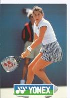 CPM Tennis Femme - Monica Seles - Yonex Advisory Staff - - Tennis