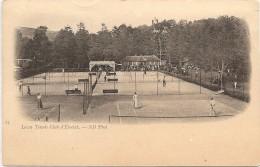 CIRC6 - CPA LAWN TENNIS CLUB D' ETRETAT  NEUVE - Tennis