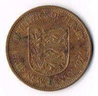 Jersey 1971 ½p - Jersey