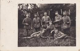 Foto Deutsche Soldaten 1.Weltkrieg Landwehr Infanterie Regiment 126 LIR126 1916 Feldtelefon Telegraphentrupp - Guerre, Militaire