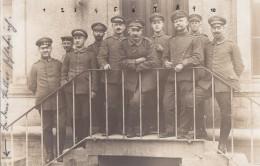 Foto Deutsche Soldaten 1.Weltkrieg IR159 Mülheim Ulan - Guerre, Militaire