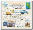 Kazachstan 2013, Postfris MNH, Europe, Transport, Trains - Kazachstan