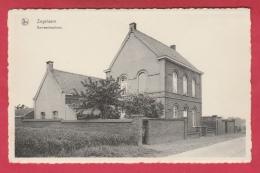 Zegelsem - Gemmenteschool ( Verso Zien ) - Brakel