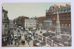THE STRAND AND CHARING CROSS, LONDON, ENGLAND - London