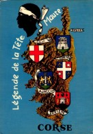 20-CORSE...ILE DE BEAUTE...CPM - Francia