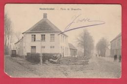 Nederbrakel - Porte De Bruxelles - 1903 ( Verso Zien ) - Brakel