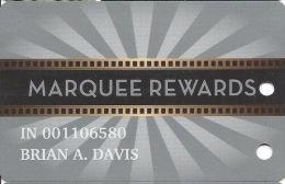 Argosy & Hollywood Casinos - Slot Card - Bottom Line Reverse 43mm Wide - Casino Cards