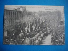 TOULON  -  83  -  Funérailles Des Victimes Du IENA  -  Les Couronnes  -  Var - Toulon