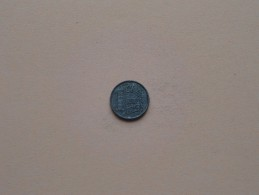 1943 - 1 Cent - KM 170 ( Uncleaned Coin - For Grade, Please See Photo ) ! - [ 3] 1815-… : Kingdom Of The Netherlands