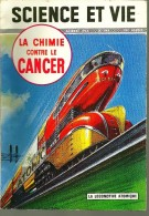 Octobre 1954 - LA SCIENCE ET LA VIE - - Sciences