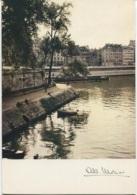 CPM -  ALBERT MONIER - PARIS - QUAI DE BOURBON ... - Edition Photographies A.Monier /N° 10353 - Monier