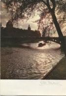 CPM -  ALBERT MONIER - PARIS - ROMANTISME DE LA SEINE ... - Edition Photographies A.Monier /N° 10144 - Monier