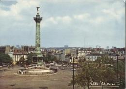 CPM - ALBERT MONIER - PARIS - PLACE DE LA BASTILLE - Editions C.A.P. THEOJAC / N°10817 - Monier