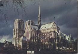CPM - ALBERT MONIER - PARIS - NOTRE DAME - Editions C.A.P. THEOJAC / N°75148 - Monier