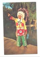 Chef Indien Aigle Noir  (AF) - Indiens De L'Amerique Du Nord