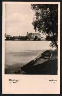 2697 - Alte Foto Ansichtskarte - Schärding Am Inn Kurhaus N. Gel - Schärding