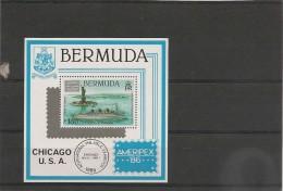 BERMUDES Année 1986 Bloc N° 6** - Bermudes