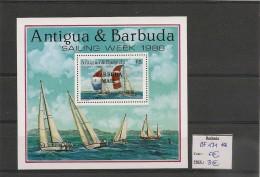 ANTIGUA Année 1988 Bloc N° 131** - Antigua Et Barbuda (1981-...)