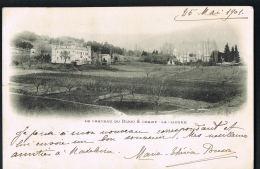 LE CHATEAU De BIJOU & CHAMP-LA -LIOURE-Drome-Superbe Verso Avec 5 Timbres SAGE/ Mouchon  - A VOIR -Recto Verso - Autres Communes