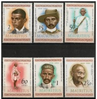 Maurizio/Maurice: Mahatma Gandhi - Mahatma Gandhi