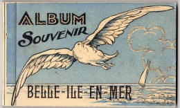 Carnet Complet 20 Cartes Postales Belle-Ile-en-Mer - Voir Scans - Belle Ile En Mer