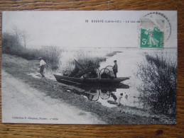 44 - Bouaye : Le Lac De Grand  ... (pêche à L'anguille ) - Bouaye