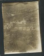 1914/18 Photo Aérienne  De La Neuville Sire Bernard ( Mai 1918 D'après L'archive  Format 22,5 X 17 Cm-  Vifg0701 - Guerra, Militari