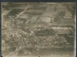 Photo  Aérienne  De Conty ( Somme ) Daté Le 05/1918 -     - Format 23x 18 Cm -  Vifg0709 - Guerre, Militaire