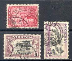NIGERIA, Postmark Apaba, Yaba, Jos - Nigeria (...-1960)
